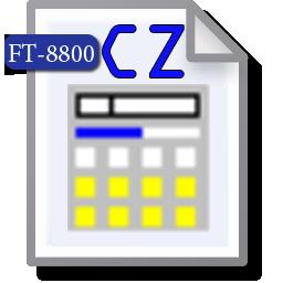 Export FT-8800 CZ
